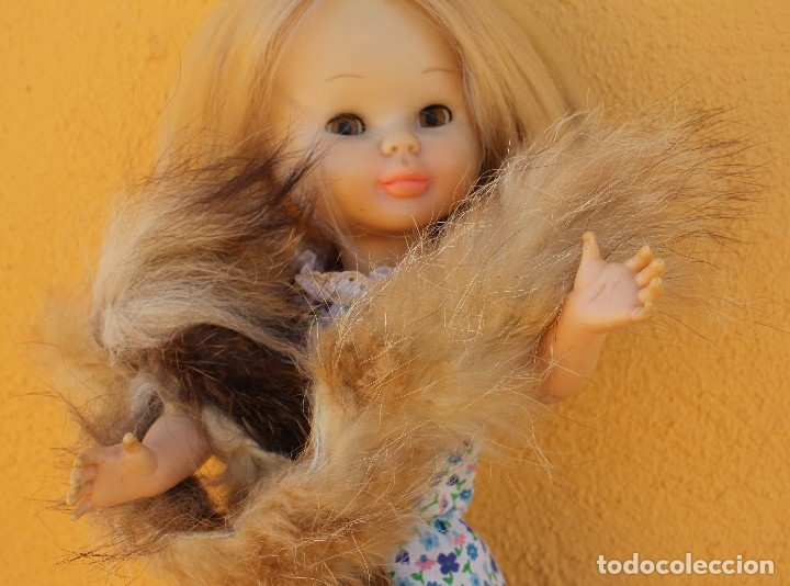 Muñecas Nancy y Lucas: Estola de zorro para Nancy - Foto 3 - 179116867