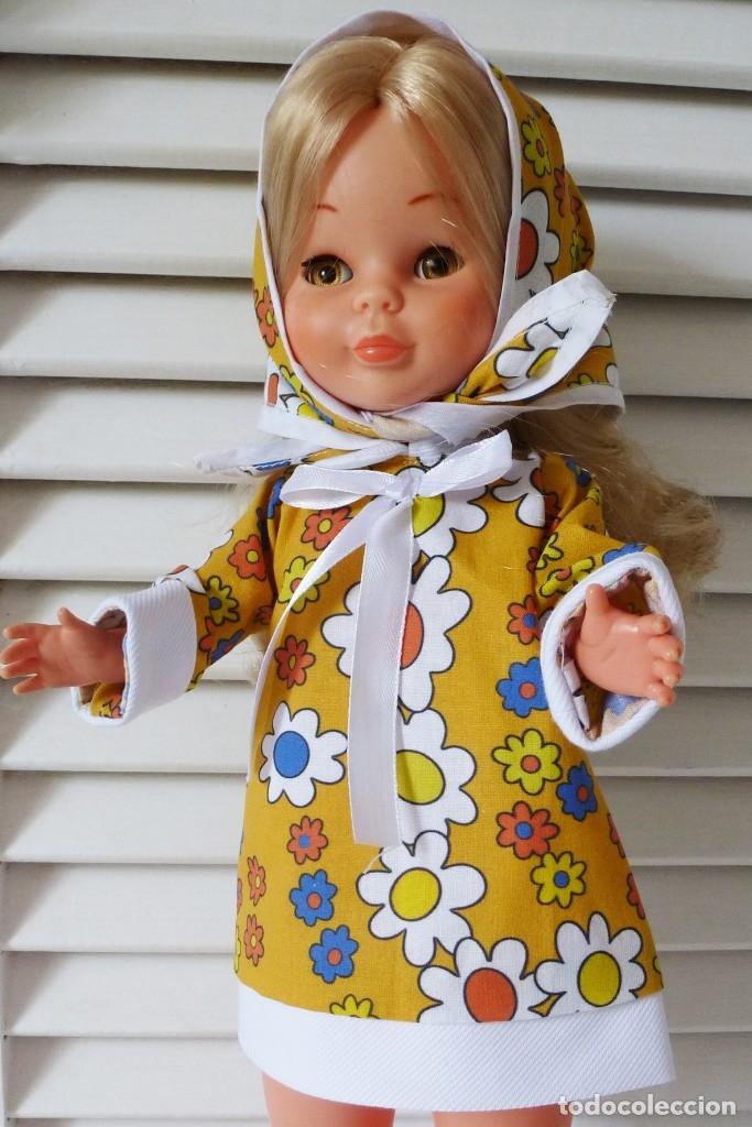 Muñecas Nancy y Lucas: REPLICA VESTIDO NANCY MODELO PRIMAVERA - Foto 2 - 179197680