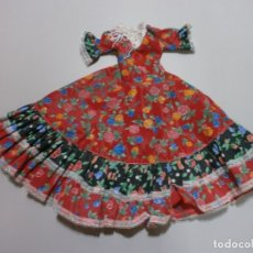 Muñecas Nancy y Lucas: VESTIDO TAMAÑO IDEAL PARA NANCY FLAMENCA. Lote 179526207