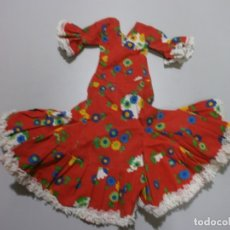 Muñecas Nancy y Lucas: VESTIDO TAMAÑO IDEAL PARA NANCY FLAMENCA. Lote 179526381