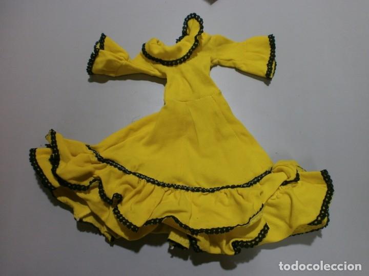 VESTIDO TAMAÑO IDEAL PARA NANCY FLAMENCA (Juguetes - Muñeca Española Moderna - Nancy y Lucas, Vestidos y Accesorios)