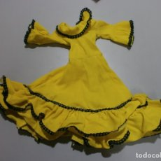 Muñecas Nancy y Lucas: VESTIDO TAMAÑO IDEAL PARA NANCY FLAMENCA. Lote 179526517