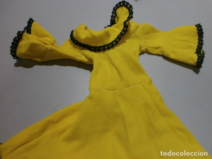 Muñecas Nancy y Lucas: vestido tamaño ideal para nancy flamenca - Foto 2 - 179526517