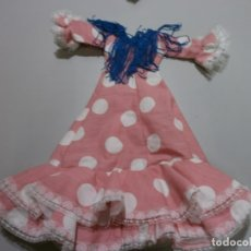 Muñecas Nancy y Lucas: VESTIDO TAMAÑO IDEAL PARA NANCY FLAMENCA. Lote 179526687