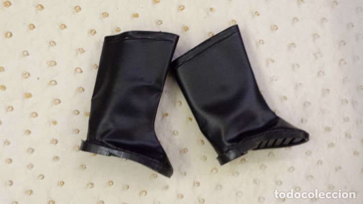 NANCY BOTAS ALTAS NEGRAS ORIGINALES