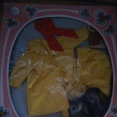 Muñecas Nancy y Lucas: CONJUNTO BERMEO AMARILLO. Lote 180267257