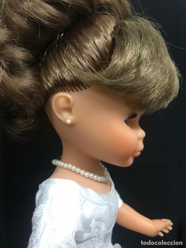 Muñecas Nancy y Lucas: Maravillosa Nancy novia, colección Quirón. - Foto 5 - 180281476