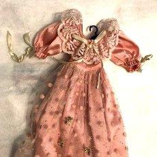 Bonecas Nancy e Lucas: VESTIDO NANCY PRINCESA. ORIGINAL. ETIQUETA REF. 3. Lote 180399638