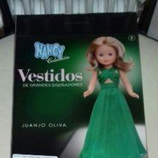 Muñecas Nancy y Lucas: VESTIDO NANCY GRANDES DISEÑADORES JUANJO OLIVA N°5. Lote 180426611