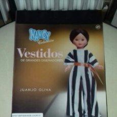 Muñecas Nancy y Lucas: VESTIDO NANCY GRANDES DISEÑADORES JUANJO OLIVA N° 45. Lote 180429201