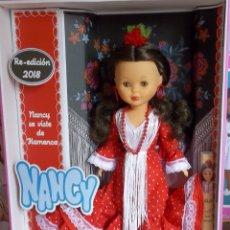 Muñecas Nancy y Lucas: NANCY FLAMENCA-REEDICION. Lote 202036521