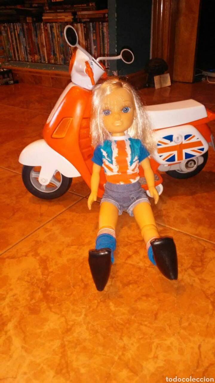 Muñecas Nancy y Lucas: Nancy un dia de moto en Londres. Famosa - Foto 8 - 180880360