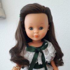 Bonecas Nancy e Lucas: PRECIOSA NANCY ESCARLATA O´HARA. Lote 181025603