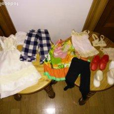 Muñecas Nancy y Lucas: LOTE DE ROPA, ZAPATO Y BOTAS DE NANCY DE FAMOSA. Lote 58623939