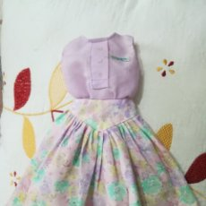 Muñecas Nancy y Lucas: VESTIDO NANCY ORIGINAL ANTIGUO. Lote 181138495