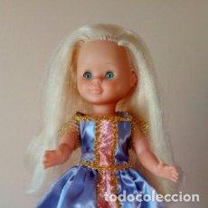 Muñecas Nancy y Lucas: VESTIDO PRINCESA RAPUNZEL PARA NANCY.. Lote 181177001
