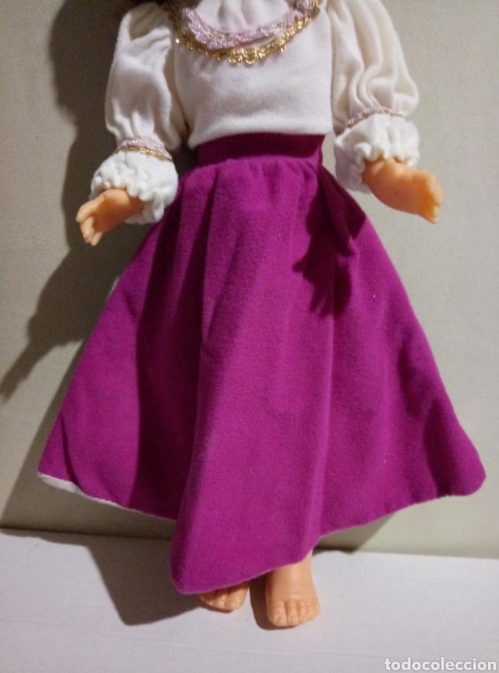 Muñecas Nancy y Lucas: Conjunto Gran Fantasía Nancy años 70 etiqueta n 13 - Foto 3 - 181207211