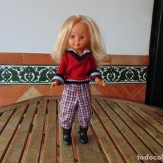 Muñecas Nancy y Lucas: MUÑECA NANCY DE FAMOSA RUBIA CON CONJUNTO ORIGINAL MODELO 80049 DE EL CATALOGO DE 1984. Lote 181542895