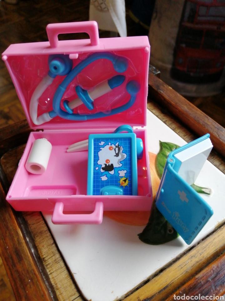 Muñecas Nancy y Lucas: Maletín de la doctora Nancy con diversos accesorios - Foto 2 - 181675803