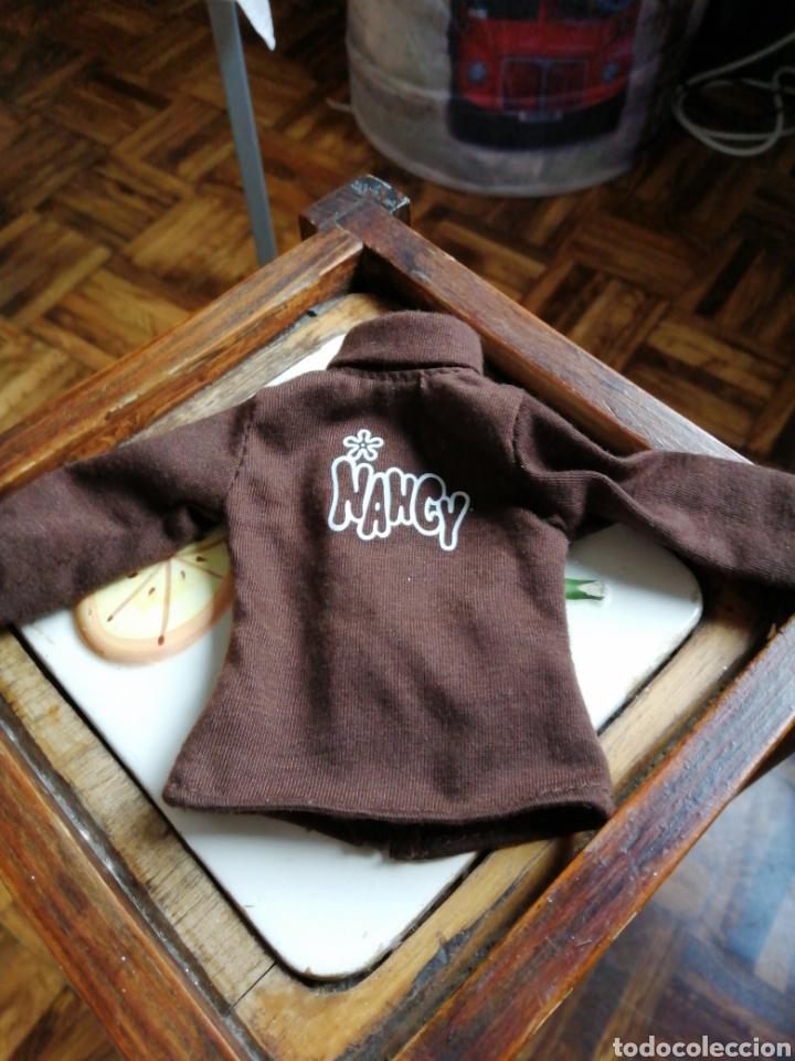 Muñecas Nancy y Lucas: Conjunto de chaleco y chaqueta Nancy - Foto 2 - 262025455