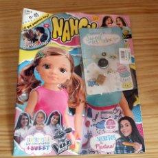 Bambole Nancy e Lucas: NANCY NEW - REVISTA Nº41 - NUEVA Y PRECINTADA - CON DOS COLLARES DE REGALO - FAMOSA. Lote 181864830