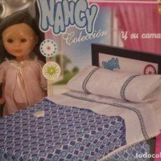 Muñecas Nancy y Lucas: NANCY CAMA REEDICIÓN. Lote 182042112