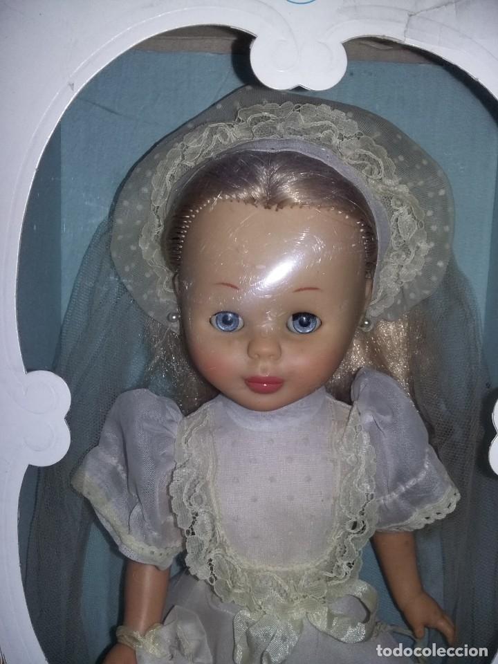 Muñecas Nancy y Lucas: preciosa nancy de famosa años 70 articulada carita de porcelana muy buen estado fotos abajo - Foto 3 - 182046056