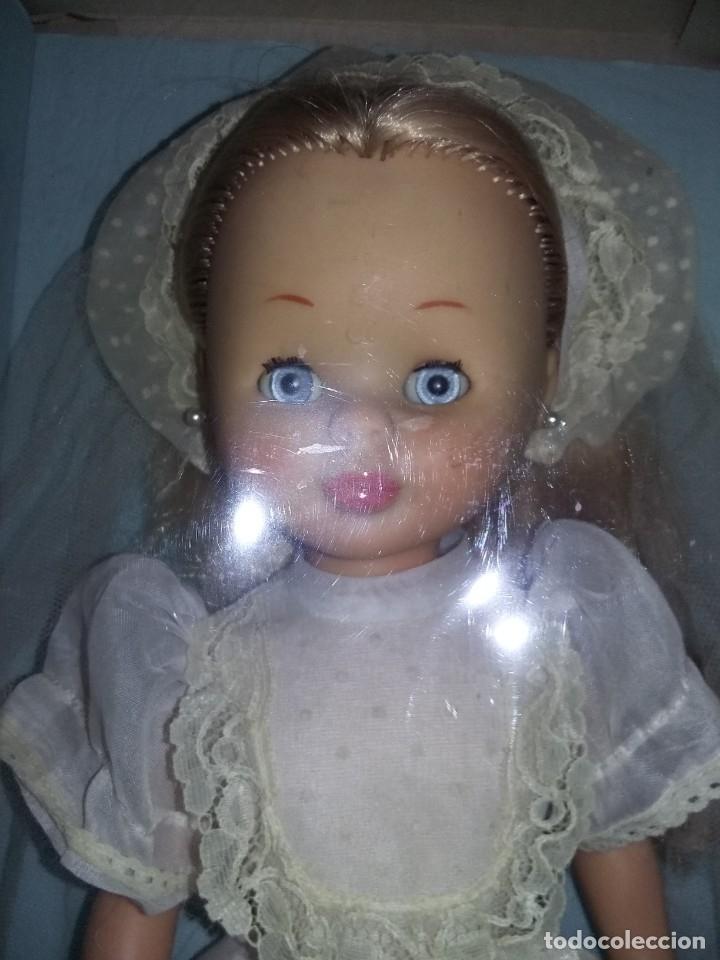 Muñecas Nancy y Lucas: preciosa nancy de famosa años 70 articulada carita de porcelana muy buen estado fotos abajo - Foto 4 - 182046056