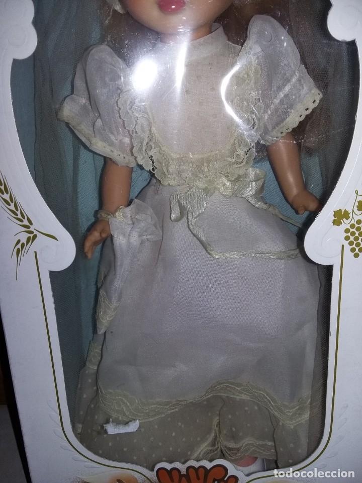 Muñecas Nancy y Lucas: preciosa nancy de famosa años 70 articulada carita de porcelana muy buen estado fotos abajo - Foto 5 - 182046056