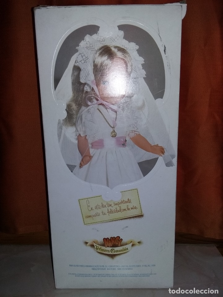 Muñecas Nancy y Lucas: preciosa nancy de famosa años 70 articulada carita de porcelana muy buen estado fotos abajo - Foto 6 - 182046056
