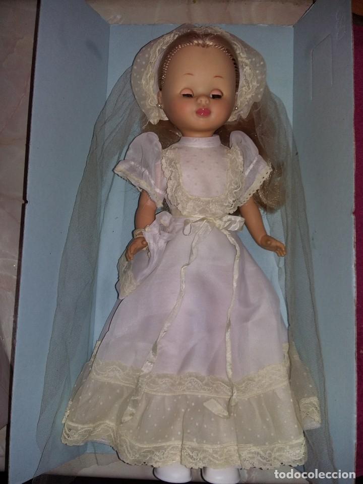 Muñecas Nancy y Lucas: preciosa nancy de famosa años 70 articulada carita de porcelana muy buen estado fotos abajo - Foto 7 - 182046056