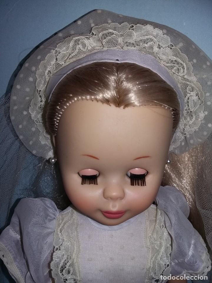 Muñecas Nancy y Lucas: preciosa nancy de famosa años 70 articulada carita de porcelana muy buen estado fotos abajo - Foto 8 - 182046056
