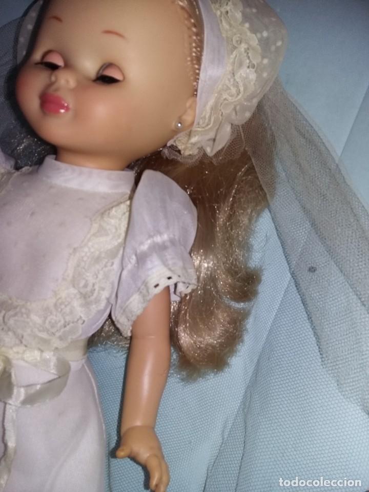Muñecas Nancy y Lucas: preciosa nancy de famosa años 70 articulada carita de porcelana muy buen estado fotos abajo - Foto 9 - 182046056