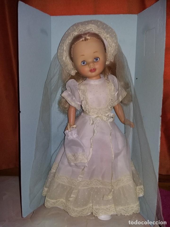 Muñecas Nancy y Lucas: preciosa nancy de famosa años 70 articulada carita de porcelana muy buen estado fotos abajo - Foto 11 - 182046056