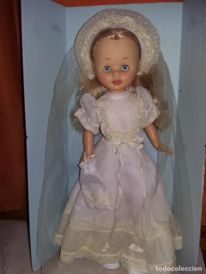 Muñecas Nancy y Lucas: preciosa nancy de famosa años 70 articulada carita de porcelana muy buen estado fotos abajo - Foto 12 - 182046056