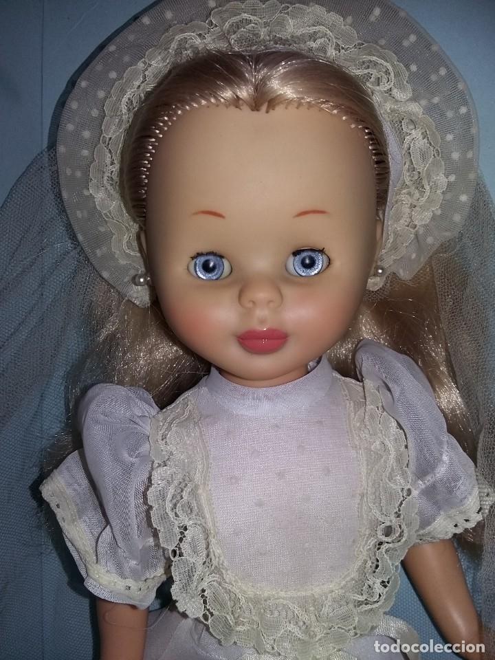 Muñecas Nancy y Lucas: preciosa nancy de famosa años 70 articulada carita de porcelana muy buen estado fotos abajo - Foto 13 - 182046056