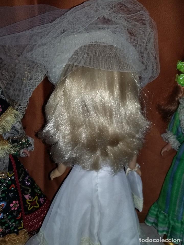 Muñecas Nancy y Lucas: preciosa nancy de famosa años 70 articulada carita de porcelana muy buen estado fotos abajo - Foto 17 - 182046056