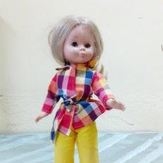 Muñecas Nancy y Lucas: ANTIGUA NANCY DE FAMOSA. Lote 182295318