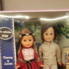 Muñecas Nancy y Lucas: NANCY Y LUCAS DE REEDICION. Lote 182753173