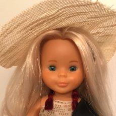 Muñecas Nancy y Lucas: NANCY AL LIB DE QUIRON. Lote 182894862