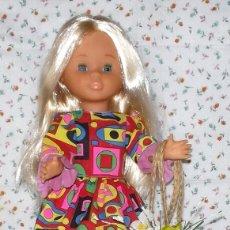 Muñecas Nancy y Lucas: VESTIDO NANCY ARTESANAL. Lote 183368395