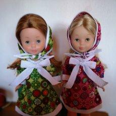 Muñecas Nancy y Lucas: REPLICA CONJUNTO PRIMAVERA. Lote 183735863
