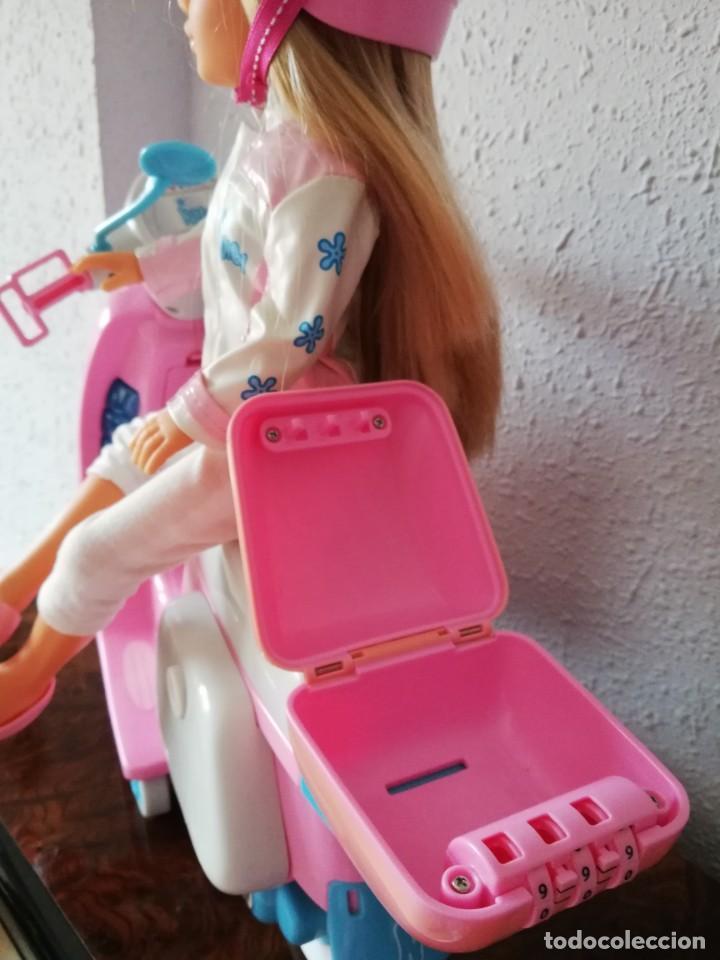 Muñecas Nancy y Lucas: Nancy con su moto - Foto 6 - 184223832