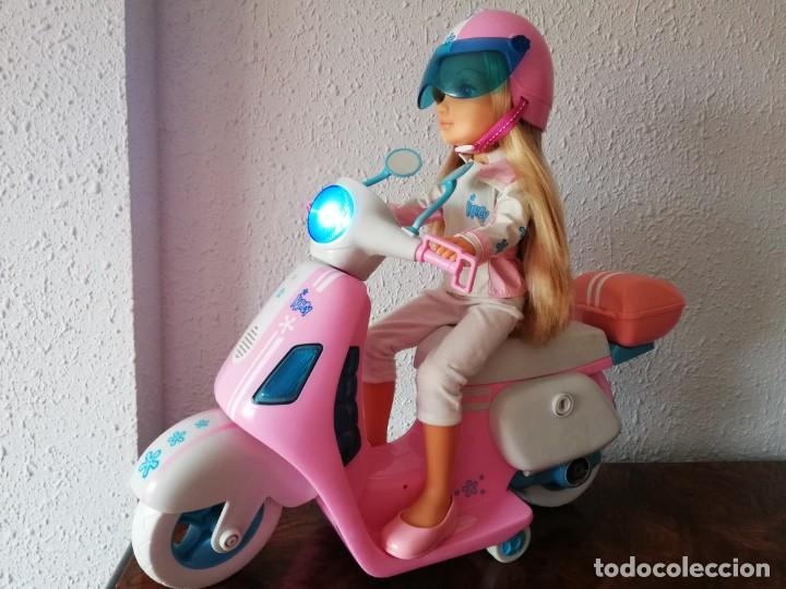 Muñecas Nancy y Lucas: Nancy con su moto - Foto 7 - 184223832