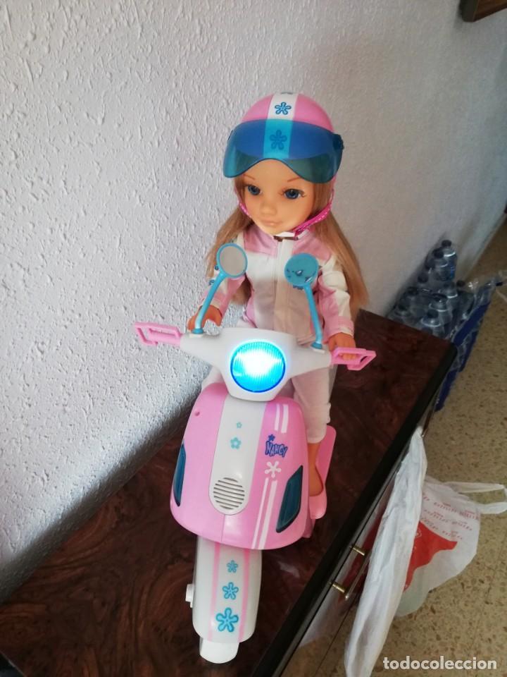Muñecas Nancy y Lucas: Nancy con su moto - Foto 10 - 184223832