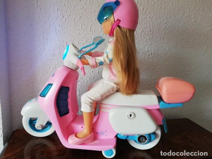 Muñecas Nancy y Lucas: Nancy con su moto - Foto 11 - 184223832