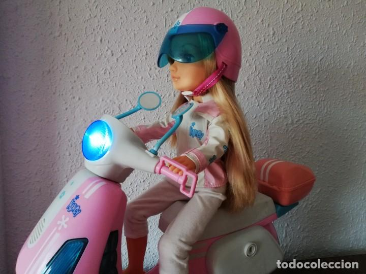 Muñecas Nancy y Lucas: Nancy con su moto - Foto 13 - 184223832