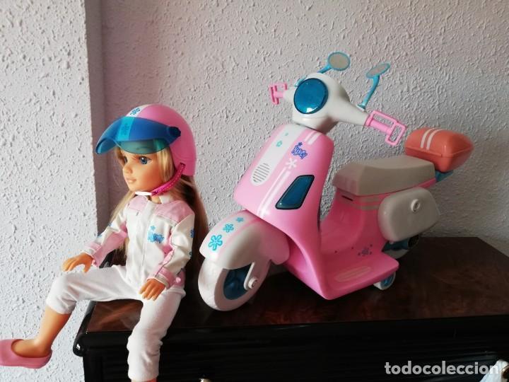 Muñecas Nancy y Lucas: Nancy con su moto - Foto 16 - 184223832