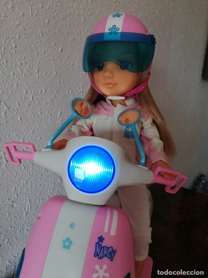 Muñecas Nancy y Lucas: Nancy con su moto - Foto 17 - 184223832