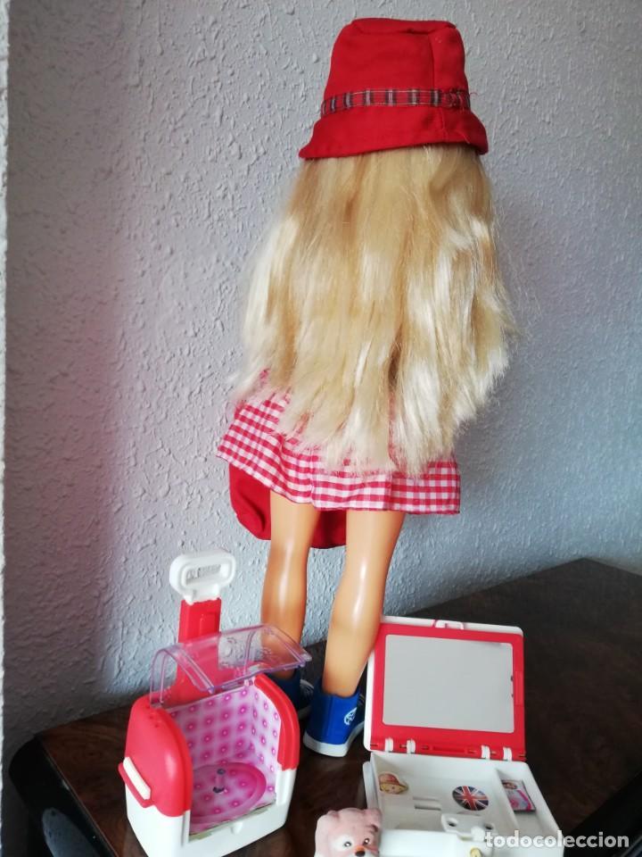 Muñecas Nancy y Lucas: Nancy viajera por Londres - Foto 2 - 184224133